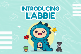 "Co-labs Coworking ""Labbie"" Whatsapp Sticker Pack: Now Available for  Download on iOS & Android"