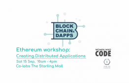 Ethereum workshop: Creating Distributed Applications