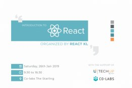 The IO Foundation (TIOF) Presents: Introduction to React JS