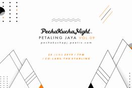 PechaKucha Petaling Jaya vol. 9