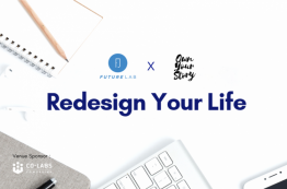 FutureLab x Own Your Story: Managing Personal Transformation & Your Career Transition