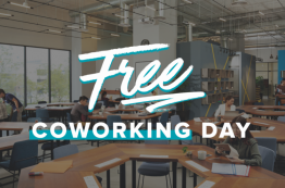 Free Coworking Day : 27th June 2019 (3 locations)
