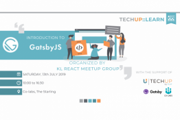 Introduction to GatsbyJs