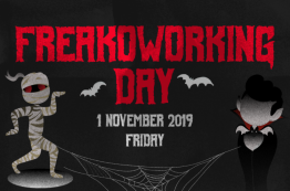 Co-labs Coworking presents: FREAKoworking Day
