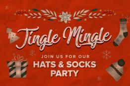 Co-labs Coworking presents:Jingle Mingle Hats & Socks Party