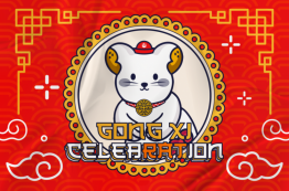 Gong Xi CelebRATion at Co-labs Coworking, The Starling