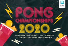 Pong Championships 2020