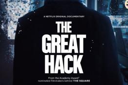 Movie Screening: THE GREAT HACK (2019)