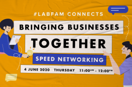 #LabFam Connects: Bringing Businesses Together [Virtual Speed Networking]