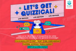 Let's Get Quizzical: Lite Edition