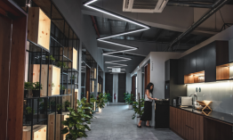 Co-labs Coworking Shah Alam Pantry